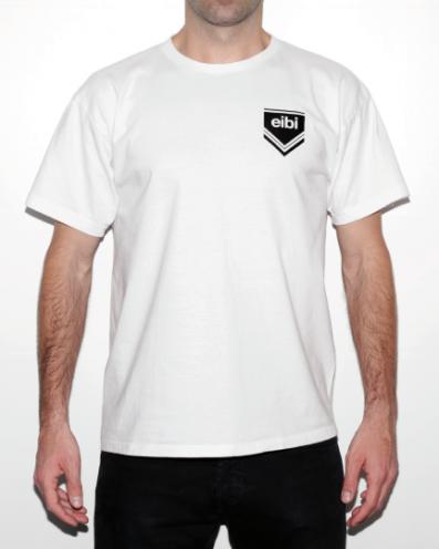 camiseta eibi no order blanca