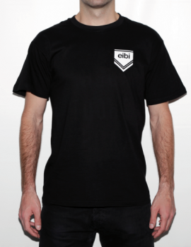 camiseta eibi no order negra
