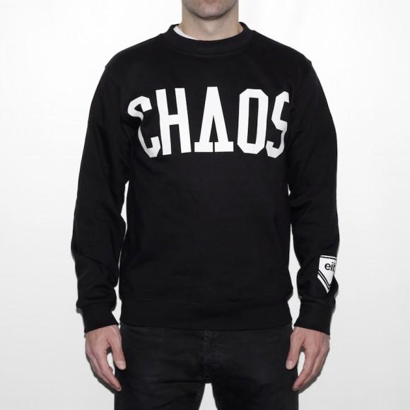 CHAOS + ORDER Crewneck